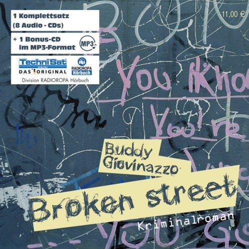 Broken Street Hörbuch