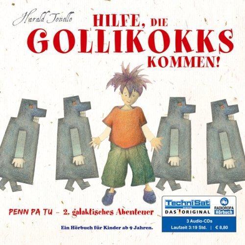 Hilfe, die Gollikokks kommen Hörbuch