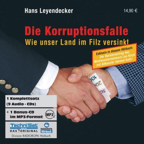 Die Korruptionsfalle Hörbuch
