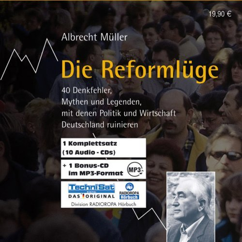 Die Reformlüge Hörbuch