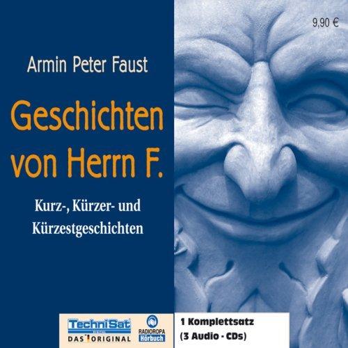 Geschichten von Herrn F. Hörbuch