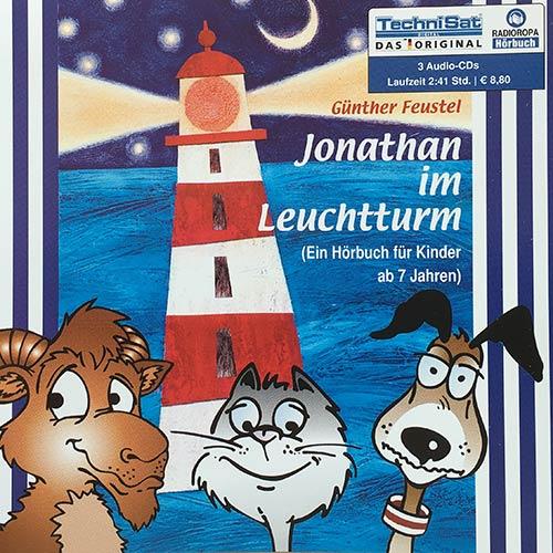 Jonathan im Leuchtturm Hörbuch