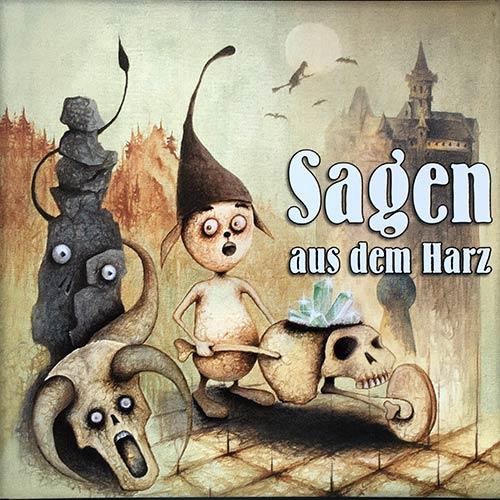 Sagen aus dem Harz Hörbuch