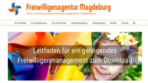 Freiwilligenagentur Magdeburg