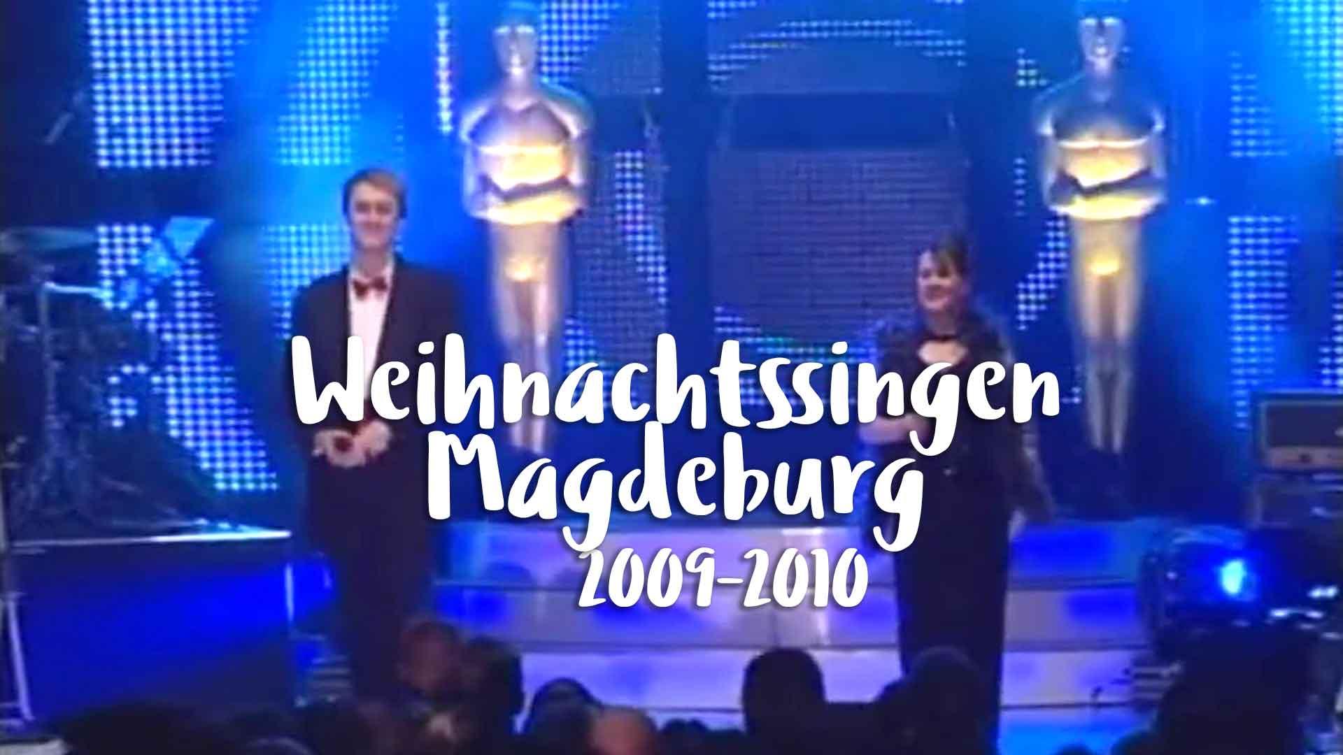 Weihnachtssingen Magdeburg (2009 - 2010)